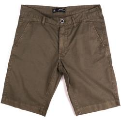 textil Hombre Shorts / Bermudas Key Up 2A01P 0001 Marrón