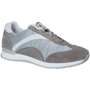 Zapatos Hombre Zapatillas bajas Exton 661 Gris