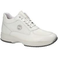Zapatos Hombre Zapatillas bajas Exton 2027 Blanco