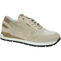Zapatos Hombre Zapatillas bajas Exton 993 Beige