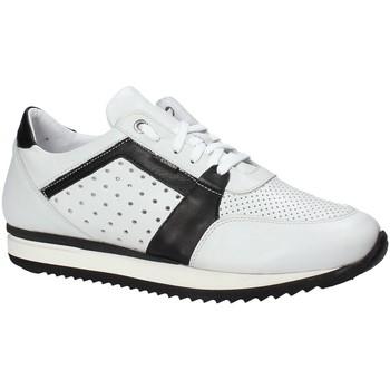 Zapatos Hombre Zapatillas bajas Exton 558 Blanco
