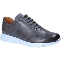 Zapatos Hombre Zapatillas bajas Exton 332 Gris