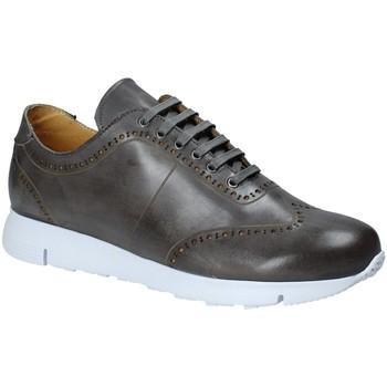 Zapatos Hombre Zapatillas bajas Exton 333 Gris