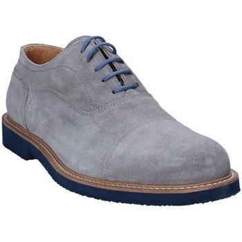 Zapatos Hombre Derbie Exton 9196 Gris