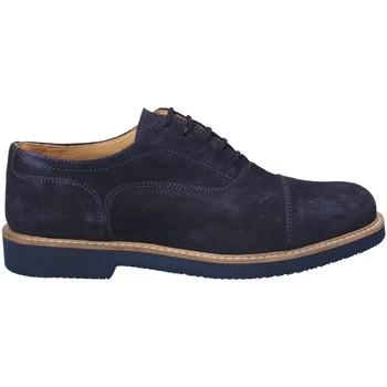 Zapatos Hombre Richelieu Exton 9196 Azul