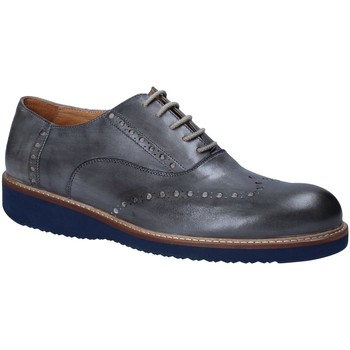 Zapatos Hombre Derbie Exton 884 Gris