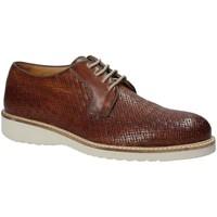 Zapatos Hombre Derbie Exton 886 Marrón