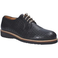 Zapatos Hombre Derbie Exton 886 Negro