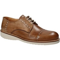 Zapatos Hombre Derbie Exton 883 Marrón