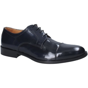 Zapatos Hombre Derbie Exton 1375 Azul