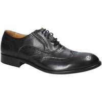 Zapatos Hombre Derbie Exton 5352 Negro