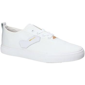 Zapatos Hombre Zapatillas bajas Gas GAM810111 Blanco