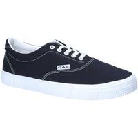 Zapatos Hombre Zapatillas bajas Gas GAM810161 Azul