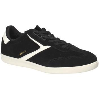 Zapatos Hombre Zapatillas bajas Gas GAM817000 Negro