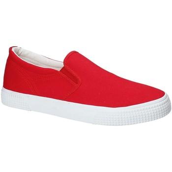 Zapatos Hombre Slip on Gas GAM810165 Rojo
