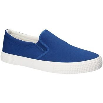 Zapatos Hombre Slip on Gas GAM810165 Azul