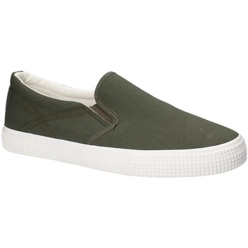 Zapatos Hombre Slip on Gas GAM810165 Verde