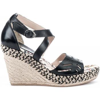 Zapatos Mujer Sandalias Lumberjack SW25506 003 P05 Negro