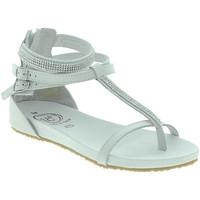 Zapatos Mujer Sandalias 18+ 6110 Blanco