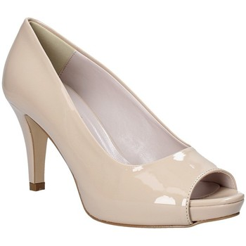 Zapatos Mujer Zapatos de tacón Grace Shoes 738I001 Beige