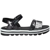 Zapatos Niña Sandalias Melania ME6087F8E.A Negro