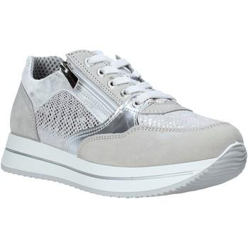 Zapatos Mujer Zapatillas bajas IgI&CO 5164522 Plata
