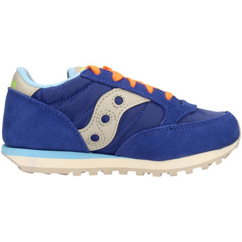 Zapatos Niños Zapatillas bajas Saucony SK262476 Azul