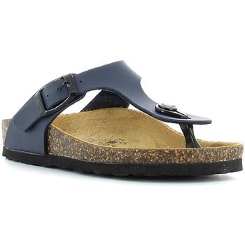 Zapatos Niños Chanclas Gold Star 1830 Azul