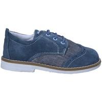Zapatos Niño Derbie Primigi 1353655 Azul