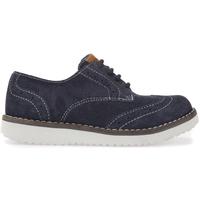 Zapatos Niño Derbie Geox J826UA 00022 Azul