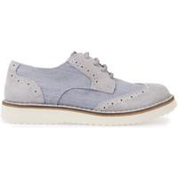 Zapatos Niños Derbie Geox J826UA 01022 Gris