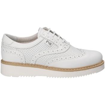 Zapatos Niños Derbie NeroGiardini P830040F Blanco