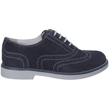 Zapatos Niño Derbie NeroGiardini P833000M Azul