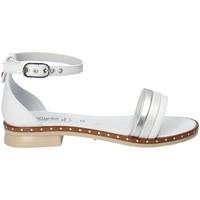 Zapatos Niña Sandalias NeroGiardini P830513F Blanco
