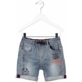 textil Niños Shorts / Bermudas Losan 815-6012AC Gris