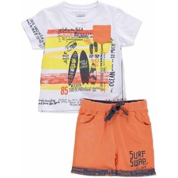 textil Niños Conjunto Losan 815-8027AC Gris