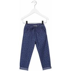 textil Niños Pantalones chinos Losan 816-9010AD Azul