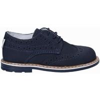 Zapatos Niño Derbie Melania ME1003B8E.H Azul