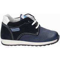 Zapatos Niños Botas de caña baja Melania ME1041B8E.B Azul