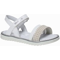 Zapatos Niña Sandalias Melania ME4094D8E.B Blanco