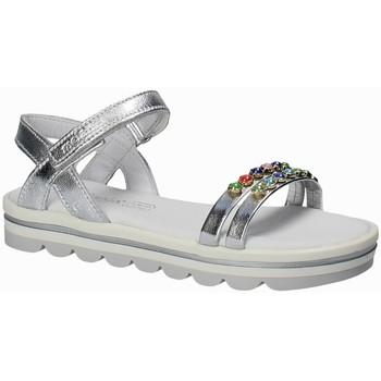 Zapatos Niña Sandalias Melania ME6143F8E.A Gris