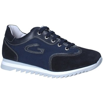 Zapatos Niño Zapatillas bajas Guardiani GK25343G Azul