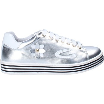 Zapatos Niña Zapatillas bajas Guardiani GK25300G Gris