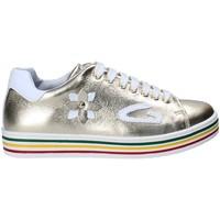 Zapatos Niña Zapatillas bajas Guardiani GK25300G Amarillo