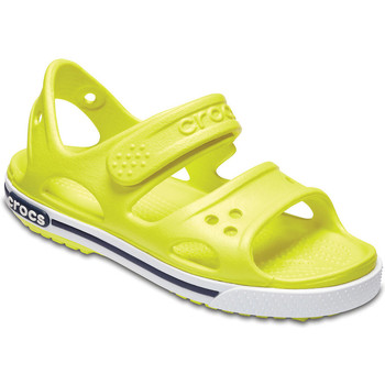 Zapatos Niños Sandalias Crocs 14854 Amarillo