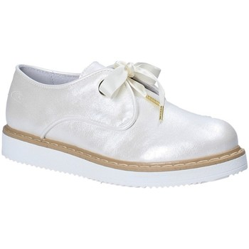 Zapatos Niños Derbie Guardiani GK25400G Blanco