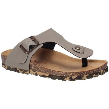 Zapatos Niños Chanclas Bionatura 22B1010 Gris
