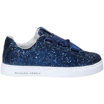 Zapatos Niños Zapatillas bajas Silvian Heach SH-S18-6 Azul