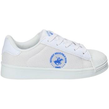 Zapatos Niños Zapatillas bajas Beverly Hills Polo Club BH-2028 Blanco