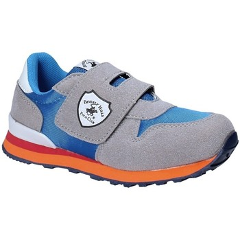 Zapatos Niños Zapatillas bajas Beverly Hills Polo Club BH-8017 Gris